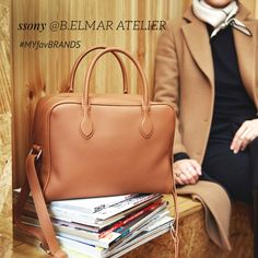 #belmar #handmade #handmadebag #leatherbag #atelier #ssonyfound #MYfavBRANDS