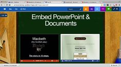 Embedding PowerPoint and Docs. This method uses the Microsoft cloud storage to embed resources. Please be aware the name has now changed from SkyDrive to OneDrive. The functionality is still the same as it previously was.