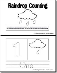 Lots of ideas to learn about the rain