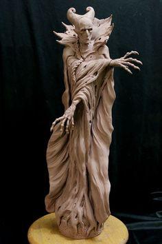 Dracula-wip-3 by Blairsculpture.deviantart.com on @deviantART