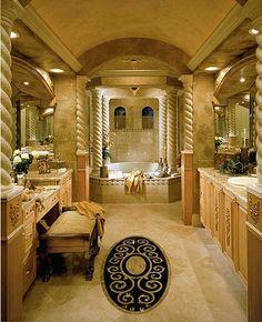 Yes please! Over 310 Different Bathroom Design Ideas. http://www.pinterest.com/njestates1/bathroom-design-ideas/ …