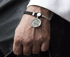RADDAR7 Mens Designer Jewellery SPARTAN WARRIOR Lucky Coin Charm Bracelets, Cool Fashion Metallic Rock Style This RADDAR7 bracelet is comprised of a sleek leather band that wraps around the wrist and chunky SPARTAN WARRIOR Lucky coin charm. Rely on it to give your outfits a hint of masculine flair. http://www.comparestoreprices.co.uk/december-2016-week-1/raddar7-mens-designer-jewellery-spartan-warrior-lucky-coin-charm-bracelets-cool-fashion-metallic-rock-style.asp