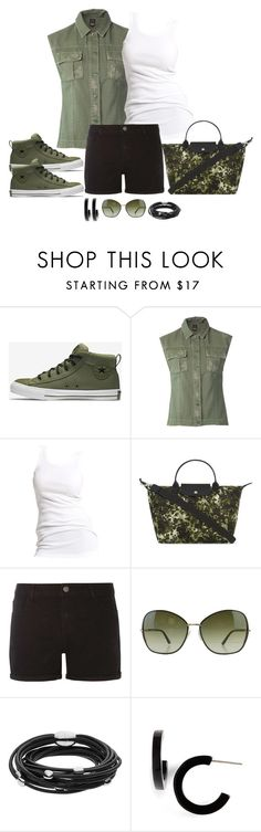 """""""Untitled #1141"""" by gallant81 ❤ liked on Polyvore featuring Citizens of Humanity, Soaked in Luxury, Longchamp, Dorothy Perkins, Tom Ford, Skagen and L. Erickson"""