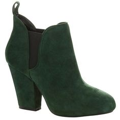 Forrest green boots from Hannahs at @Kay Beaver New Zealand #statementboots