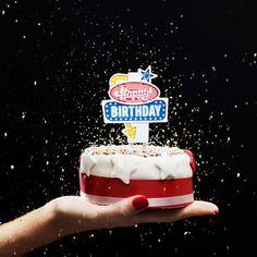Insegna LED per Torte di Compleanno Las Vegas