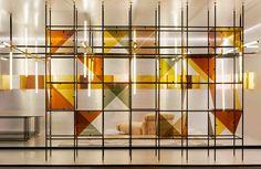 dimorestudio - Bookcase. Fendi Dimore Studio collaboration