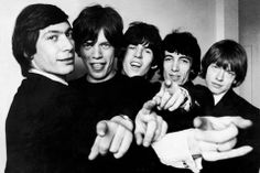 1967,  Jagger was punched in the face by an airport official at Le Bourget Airport in France. Jagger lost his temper after The Stones were being searched for drugs resulting in them missing their flight..