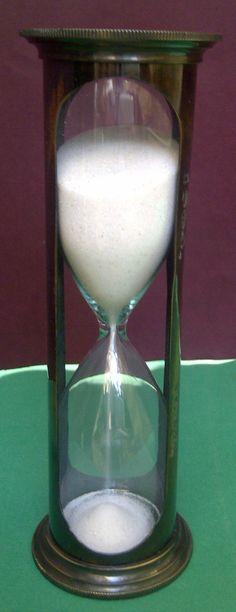 ANTIQUE GALILEO, GALILEI SAND TIMER 1561-1642 5 MIN. HOUR GLASS SAND TIMER | eBay