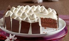Schneeball-Torte Rezept | Dr. Oetker