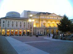 La Scala, Milan: http://www.teatroallascala.org/en/