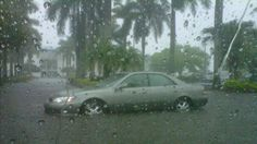 A record 5.54 inches of rain fell in Miami Tuesday, breaking the previous May 22 high total of 3.44 inches in 1901. (via nbcmiami.com)