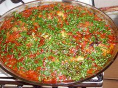 Roasted Eggplant Dip, Romanian Food, Salsa, Mexican, Breakfast, Ethnic Recipes, Leafy Salad, Summer Salad Recipes, Morning Coffee