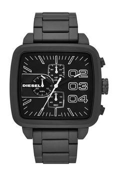 Diesel | Diesel Men's Square Franchise Bracelet Watch | Nordstrom Rack