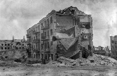 During the Battle of Stalingrad, German soldiers suffered more casualties attempting to take one apartment building; then they did taking the city of Paris
