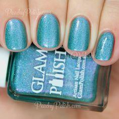 Glam Polish Ladies Choice | Hairspray Collection | Peachy Polish