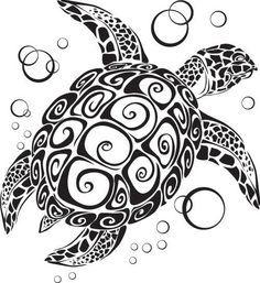 turtle maya tattoo - Recherche Google