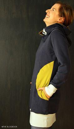malou kibadoo frauliebstes fashion sewing hoodie lillestoff