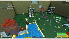 Ripull Minigames. It's one of the millions of unique, user-generated 3D experiences created on Roblox.