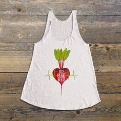 Vegan Shirt Vegan tank top Vegan Shirts My by thedharmastore