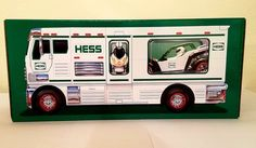Collectible Hess 2018 Holiday Truck RV with ATV and Motorbike Brand New Sealed Eco Friendly Cars, Atv, Motorbikes, Trucks, Vehicles, Holiday, Ebay, Shopping, Vacations