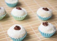 Brigadeiro de leite Ninho com Nutella. | 15 das receitas mais gostosas que você pode fazer com leite Ninho