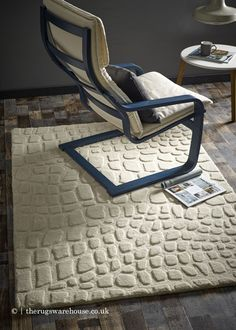 Wool Rugs, Wool Area Rugs, White Rugs, Types Of Rugs, Shades Of White, Ivory White, Floor Chair, High Low, Marble