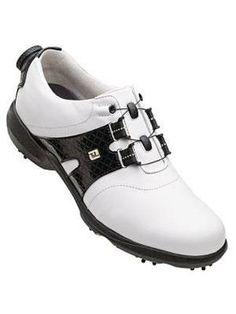 9cc72933065d FootJoy DryJoys 99058 Womens Golf Shoes Nike Womens Golf