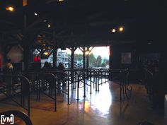 Coaster Express - inside