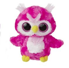"Loone Pink Owl Yoohoo 5"" by Aurora Aurora,http://www.amazon.com/dp/B00B4WJM5C/ref=cm_sw_r_pi_dp_sqSMsb0X8REFQMMH"