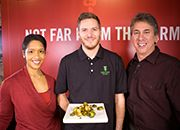 Here's something you won't forget: Eating a diet that's rich in vitamins and nutrients can help boost your memory. Owner of Good Stuff Eatery and former Food Network favorite and Top Chef contestant, Chef Spike Mendelsohn, shows us how to prepare a delicious recipe that is surprisingly healthy for you and your brain – fried brussel sprouts.