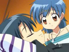 Nagisa et Hanon