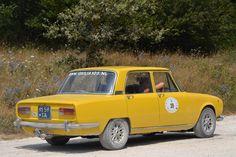 Alfa Romeo, una stupenda automobile vintage anni '60 Italian Styled. Elegante e potente, simbolo dello stile.