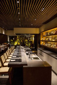 A Second Act for Pujol, Mexico's World-Class Restaurant Mexican Designs, Food News, Metal Furniture, Places Around The World, Restaurant Design, Chefs, Hospitality, New Recipes, The Good Place
