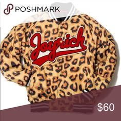 Joyrich jacket Good condition size extra small in men. Will fit a small or medium in women. Few stains that aren't that noticeable and can be dry cleaned out. Great buy. Purchased for 250 from joyrich. Joyrich Jackets & Coats Puffers