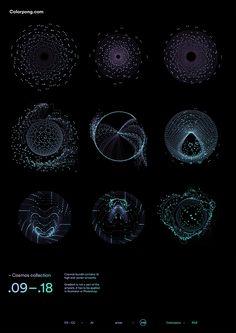 Colorpong.com – Cosmos. - Karol Gadzala – Graphic design & Art direction