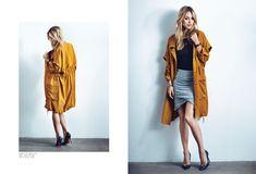 Pernille Teisbaek | Face for Y.A.S SS14 Lookbook