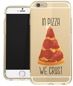 IPhone 6 Clear Case Funny Pizza Quote Meme Pizza Love Girls Teens Teen Girls UNIQUE Designer CLEAR Transparent Gloss Candy TPU Flexible Slim Case Cover Skin for Apple iPhone 6 4.7 inch NickyPrints http://www.amazon.com/dp/B0101JV2J2/ref=cm_sw_r_pi_dp_1HN3vb119VGGV