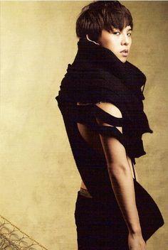 G-Dragon for Elle Korea