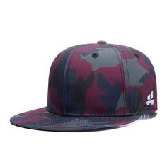eb13be1a1db New Camouflage Baseball Cap