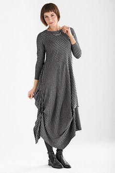 Modernist Dress: Mariam Heydari: Knit Dress | Artful Home