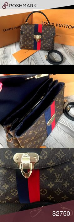 27d7fe6141b Louis Vuitton Georges MM Brand new fresh from store with receipt july 2018.  Made is