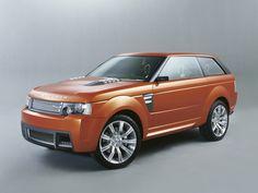 Range Rover stormer Concept