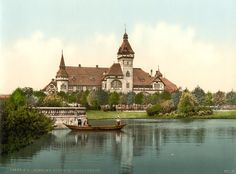 Breslau Suedpark-Restaurant (undatiert)