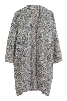 Cardigan in maglia spessa   H M Doudoune, Chine, Vestes, Couture, Mode, 66644e42b7f