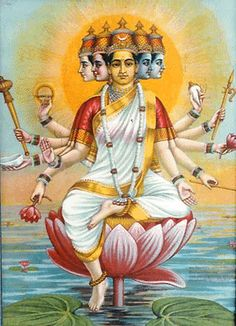 Gayatri Devi the Goddess Gayatri Devi the Goddess is considered the veda mata, Essentially, the Goddess is seen to combine all the phenomena. Durga Goddess, Hindu, Gayatri Devi, Kali Goddess, Mother Goddess, Hindu Art, Divine Mother, Indian Art, Deities