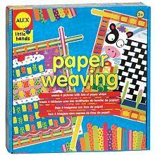 Little Hands Paper Weaving Kit