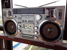 Lasonic TRC-920 Tape Recorder, Hifi Audio, Boombox, Music Is Life, Childhood Memories, Classic, Vintage, Tech, Old School