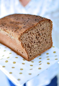 Nowy chleb - to będzie HIT! Banana Bread, Desserts, Food Ideas, Fit, Al Dente, Mascarpone, Tailgate Desserts, Deserts, Shape