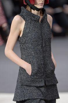 Chanel at Paris Fall 2013 (Details)