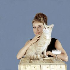 Cat and Audrey